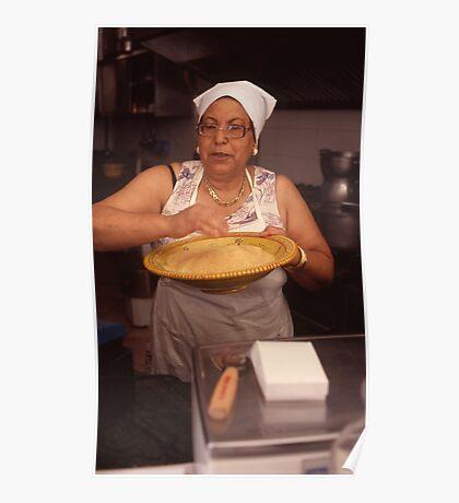 couscous lady mazzara del vallo Poster