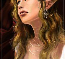 Elf Princess by schinloong