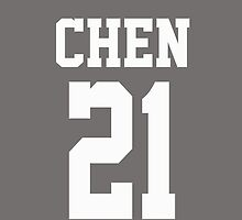 Chen [White Font Version] by Shayera