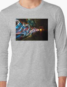 Dark Street Art Long Sleeve T-Shirt