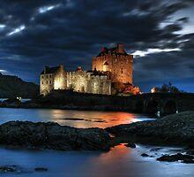 Eilean Donan Castle by Ian Newton