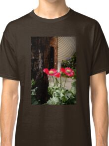 Feral Poppies Classic T-Shirt