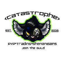 <Catastrophe> Logo by waterycoke