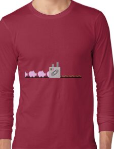 Makin' Bacon Long Sleeve T-Shirt