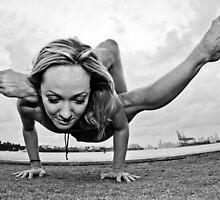 Yoga Strength by Eyecbeauty