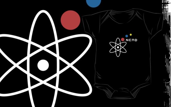nerd ll black by Andi Bird