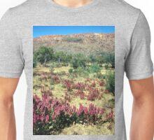 a vast Australia landscape Unisex T-Shirt