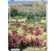 a vast Australia landscape iPad Case/Skin