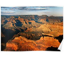 Grand Canyon Afternoon Poster