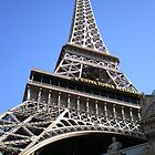EIFFEL TOWER RESTAURANT - LAS VEGAS by ANNIESUNSHINE