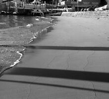 Under the Boardwalk by annadavies