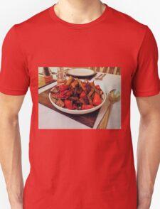 Roast Garden Vegetables with Mustard and Honey T-Shirt