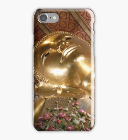 Reclining Buddha iPhone Case/Skin
