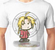 Fullmetal Alchemist Edward Chibi Unisex T-Shirt