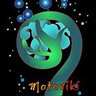 Matariki - the Rising of The Pleiades by Patricia Howitt