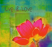 Live n Love - b46b-013a by Aimelle