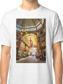 Leadenhall Market, City of London Classic T-Shirt