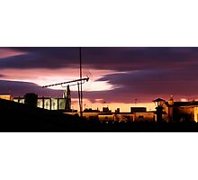 Over the Roofs of Palma de Mallorca  Photographic Print