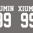 Xiumin by Shayera