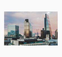 City of London Evening Skyline T-Shirt