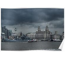Life on the Mersey Poster