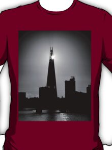 The Shard With The Morning Sun T-Shirt