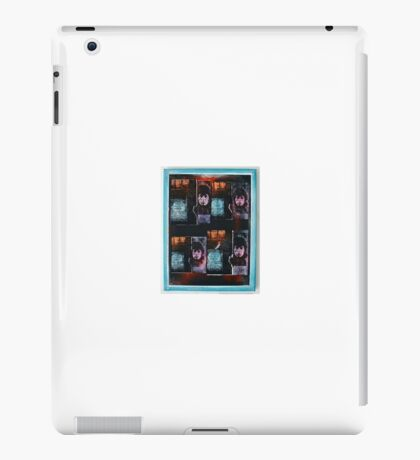 DR WHO TOM B. iPad Case/Skin