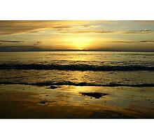 Silky Sand Photographic Print