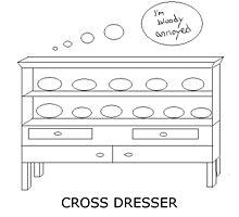 Cross Dresser by happycow