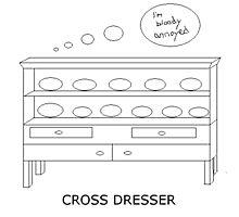 Cross Dresser Photographic Print