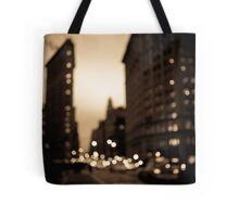 The Flatiron District, Manhattan Tote Bag