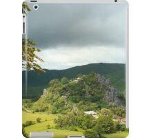 a vast Burma landscape iPad Case/Skin