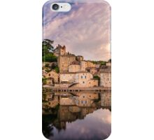 Evening at Puy l'Eveque iPhone Case/Skin