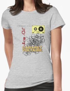 club dada - cabaret voltaire Womens Fitted T-Shirt