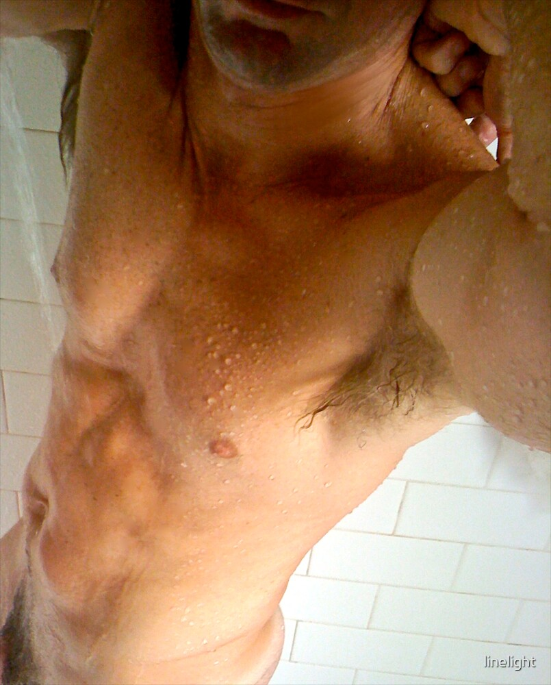 shower series #7 (ws) by linelight