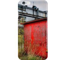 fire house iPhone Case/Skin