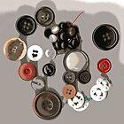buttons by Lynne Prestebak
