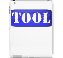 Tool iPad Case/Skin
