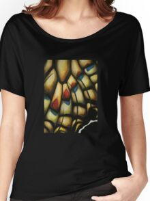 Chitin Layer (Attack) Women's Relaxed Fit T-Shirt