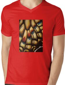 Chitin Layer (Attack) Mens V-Neck T-Shirt