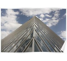 Pyramid Glasshouse Poster