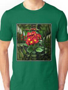Mirrored Primrose Unisex T-Shirt