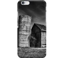 old barns iPhone Case/Skin