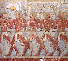Hathor Chapel by Christopher Biggs