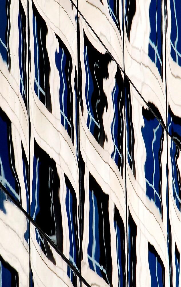 Sydney Building Reflection 24 by luvdusty