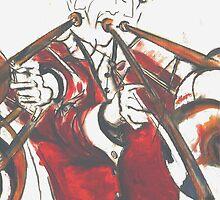 Trombone by David Grudniski