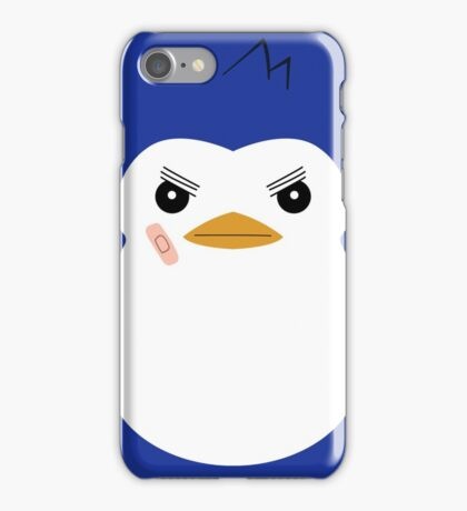 Mawaru Penguindrum - Penguin no. 1 iPhone Case/Skin