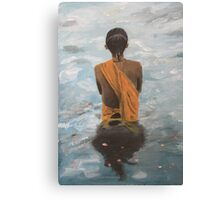 Devoted Canvas Print