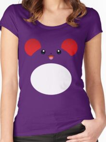 Pokemon - Marill / Maril Women's Fitted Scoop T-Shirt