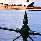 Peep into Sydney by Sarah  Lawrence